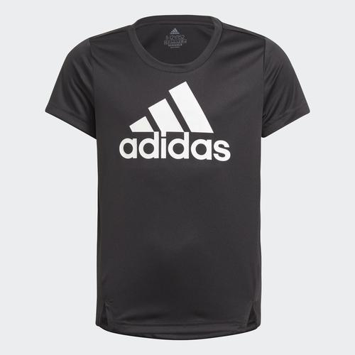 adidas Designed To Move Çocuk Siyah Tişört (GN1442)