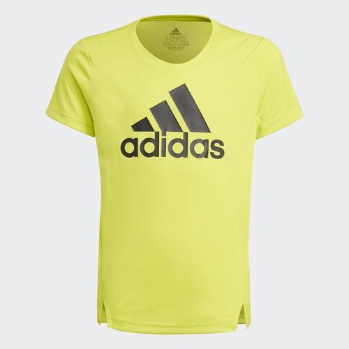 adidas Designed To Move Çocuk Sarı Tişört (GN1443)