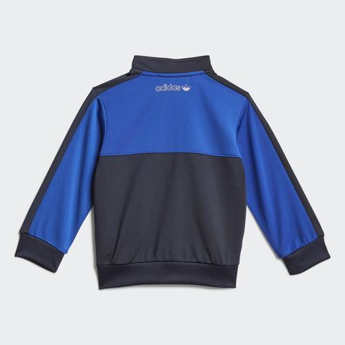 adidas SPRT Collection Bebek Mavi Eşofman Takımı (GN2275)