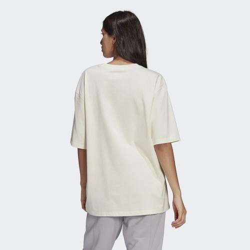 adidas Adicolor Essentials Kadın Beyaz Tişört (GP3497)