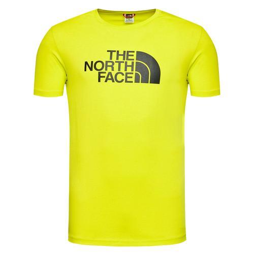 The North Face Easy Erkek Sarı Tişört (NF0A2TX3JE31)