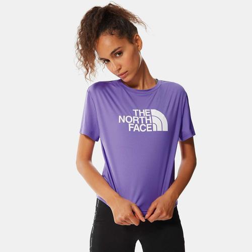 The North Face Ma Tee-Eu Kadın Mor Tişört (NF0A5567WQ71)