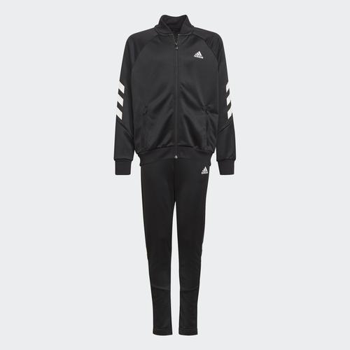 adidas XFG 3-Stripes Çocuk Siyah Eşofman Takımı (GM8924)