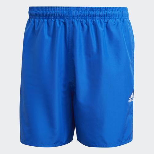 adidas Solid Erkek Mavi Mayo Şort (GQ1082)