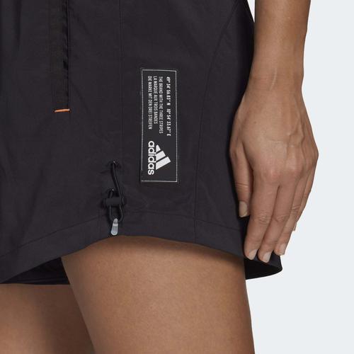 adidas Sportswear Adjustable Primeblue Kadın Siyah Şort (GL9518)