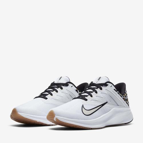 Nike Quest 3 Premium Kadın Beyaz Koşu Ayakkabısı (CV0149-110)