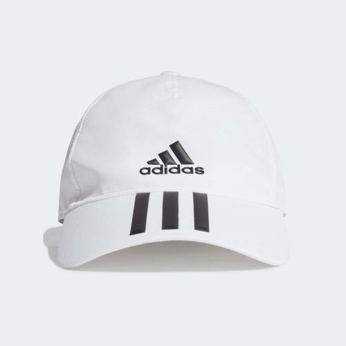 adidas AEROREADY 3-Stripes Beyaz Beyzbol Şapkası (GM4511)
