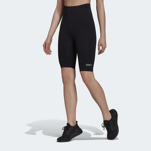 adidas Formotion Sculpt Biker Kadın Siyah Kısa Tayt (GL1127)