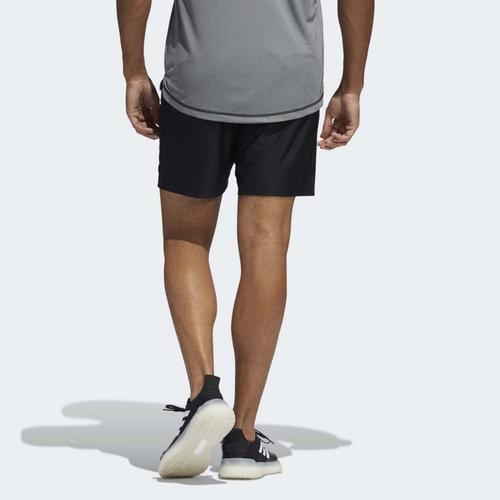adidas HEAT.RDY Training Erkek Siyah Şort (GL1677)
