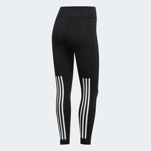 adidas Circuit 3-Stripes 7/8 Kadın Siyah Tayt (FL2016)