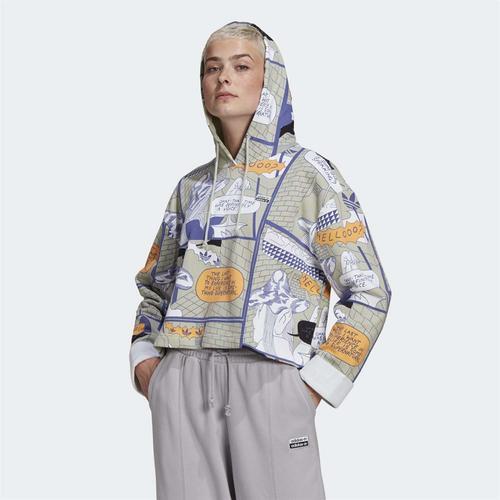 adidas R.Y.V. Kadın Sweatshirt (GN4259)