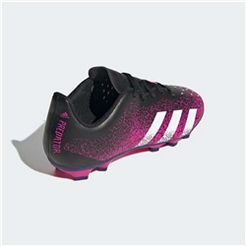adidas Predator Freak .4 FxG Çocuk Siyah Krampon (FW7536)