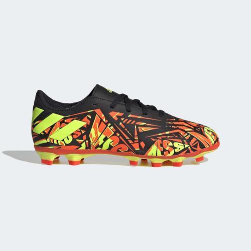 adidas Nemeziz Messi.4 Çocuk Turuncu Krampon (FW7312)