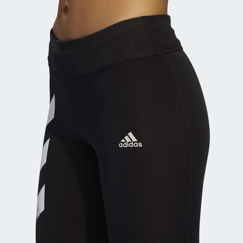 adidas Own The Run 3-Stripes Fast Kadın Siyah Tayt (FP7539)