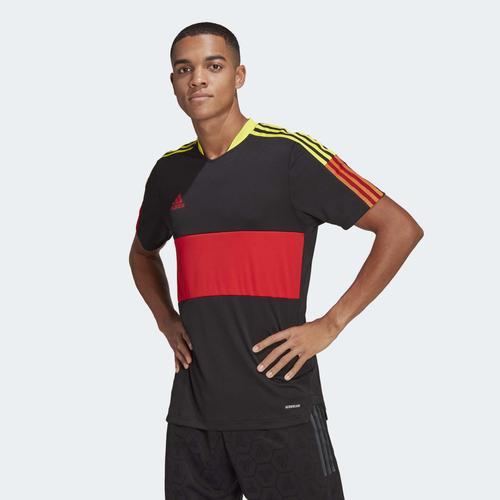adidas Tiro 21 Erkek Siyah Forma (GN5544)