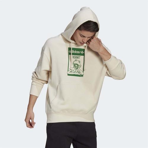 adidas Kermit Beyaz Sweatshirt (GP3336)