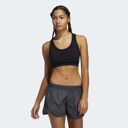 adidas Studio Kadın Siyah Sporcu Sütyeni (GL1013)