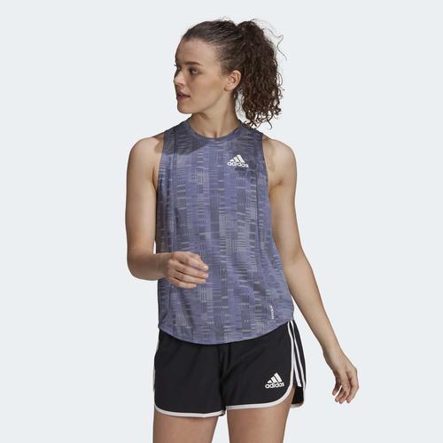 adidas Own The Run Primeblue Running Kadın Mor Atlet (GM1526)