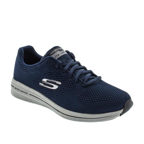 Skechers Burst 2.0 Erkek Lacivert Spor Ayakkabı (999739-NVGY)