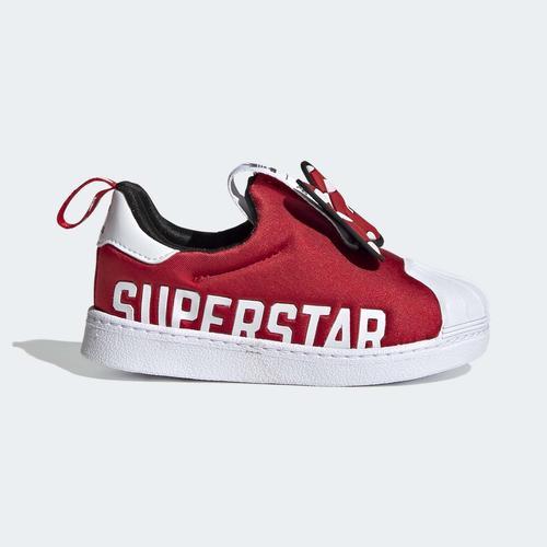 adidas Superstar 360 X Bebek Kırmızı Spor Ayakkabı (FX4903)
