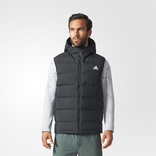 adidas Helionic Vest Erkek Siyah Yelek (BQ2006)
