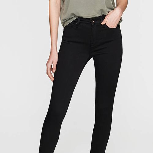 Mavi Alissa Gold Kadın Siyah Jean Pantolon (1067822002)