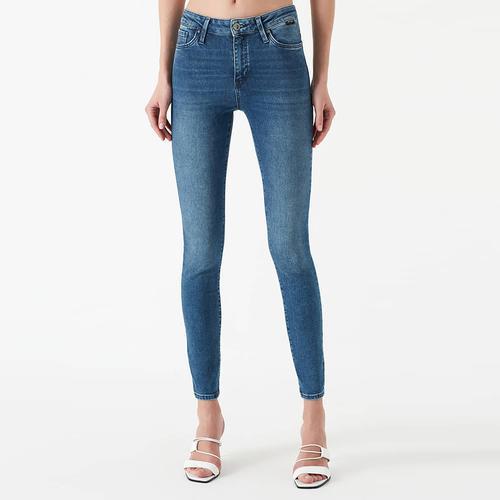 Mavi Alissa Shaded Kadın Lacivert Jean Pantolon (1067831063)