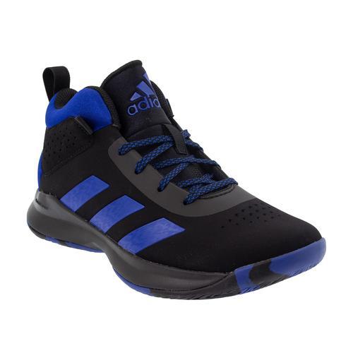 adidas Cross Em Up 5 Çocuk Siyah Basketbol Ayakkabısı (FV7428)
