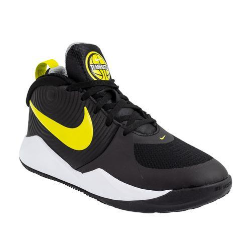 Nike Team Hustle Çocuk Siyah Basketbol Ayakkabısı (AQ4224-013)