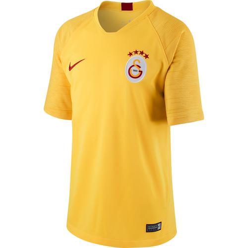 Nike Galatasaray Çocuk Sarı Antrenman Forması (AO6494-845)