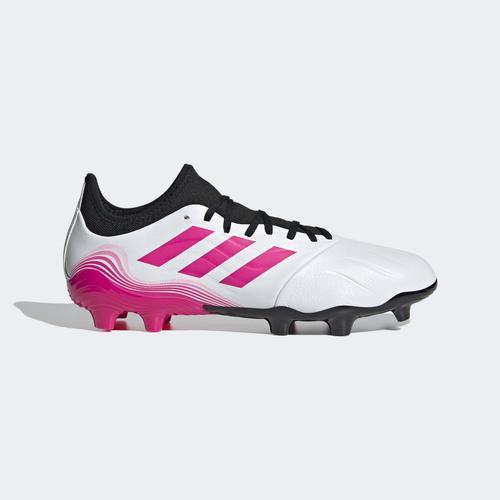 adidas Copa Sense.3 Erkek Beyaz Çim Saha Kramponu (FW7934)