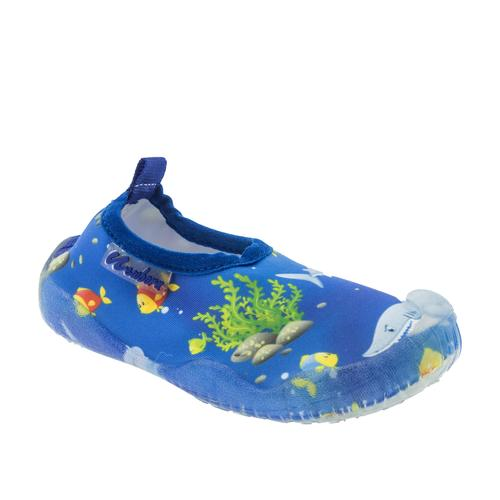 Newborn Aqua Çocuk Mavi Deniz Ayakkabısı (NAQ2010-AM)