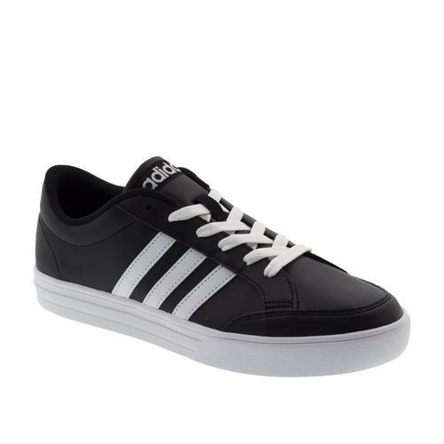 adidas VS Set Erkek Siyah Spor Ayakkabı (BC0131)