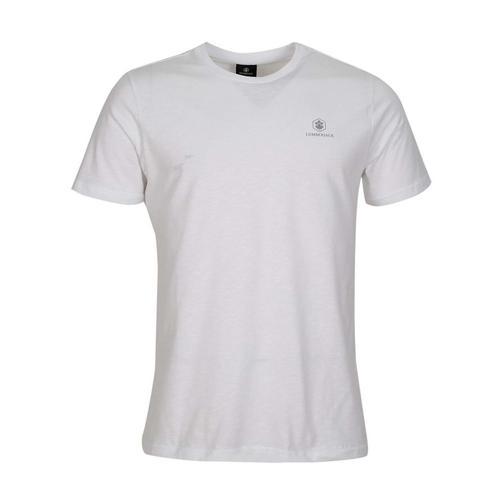 Lumberjack Raelyn Erkek Beyaz Tişört (100664494)