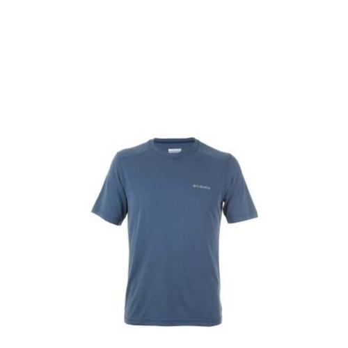 Columbia Sun Ridge Novelty Erkek Mavi Tişört (AM6278-469)