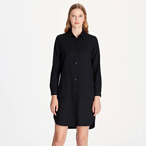 Mavi Layla Kadın Siyah Elbise (130785-29644)