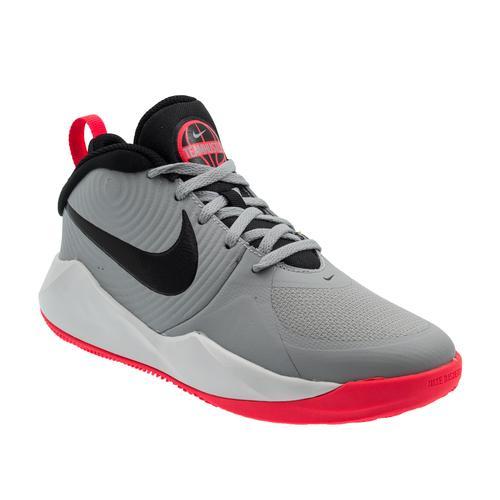 Nike Hustle Çocuk Gri Basketbol Ayakkabısı (AQ4224-007)