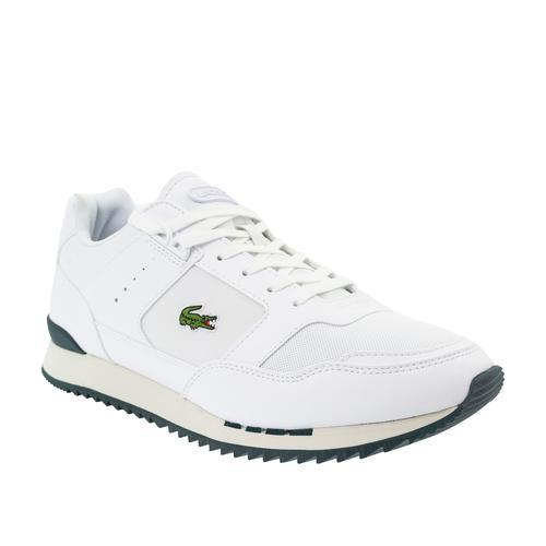 Lacoste Partner Piste 01201 Erkek Beyaz Spor Ayakkabı (740SMA0025.1R5)