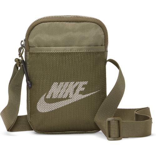 Nike Heritage Cross-body Haki Omuz Çantası (BA5871-222)