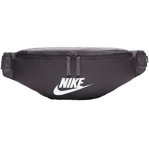 Nike Sportswear Heritage Gri Bel Çantası (BA5750-082)