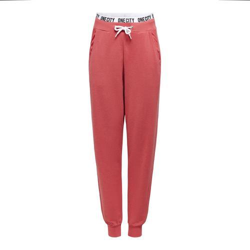 Only Mila Loungewear Kadın Kırmızı Eşofman Altı (15214950-MLD)