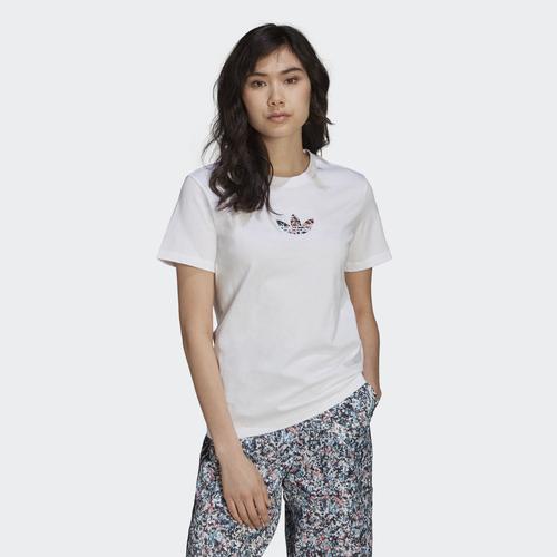 adidas Originals Kadın Beyaz Tişört (GN3042)