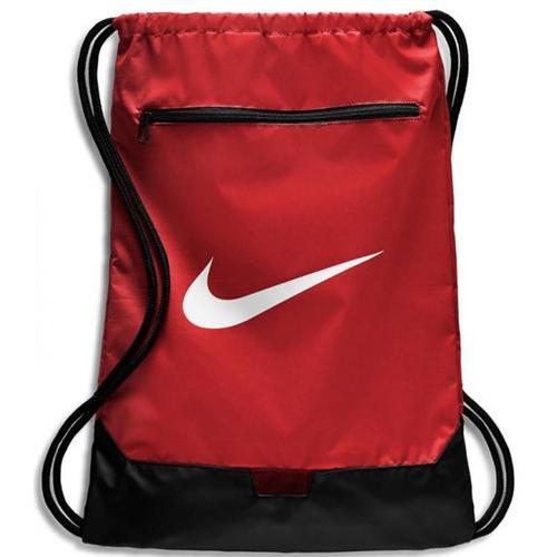 Nike Brasilia Gmsk Kırmızı Spor Çantası (BA5953-657)