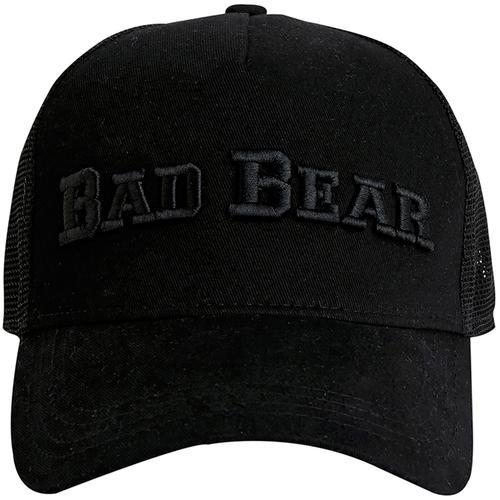 Bad Bear Aeromark Siyah Şapka (19.02.42.007.NT)