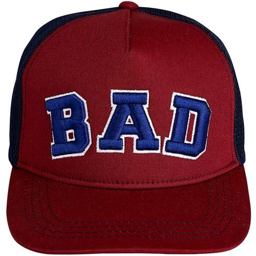 Bad Bear Base Erkek Bordo Şapka (20.02.01.016.MN)