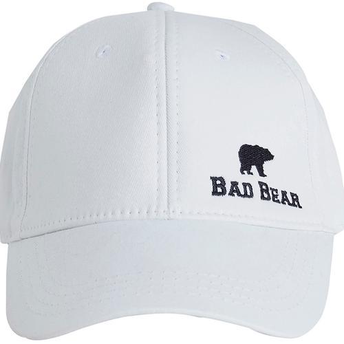 Bad Bear Pure Erkek Beyaz Şapka (19.02.42.004.OE)