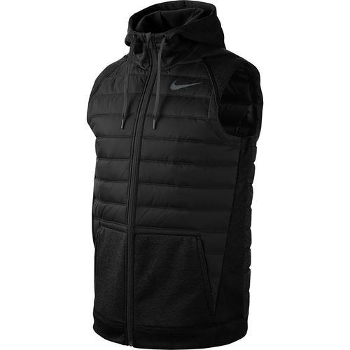 Nike Thermal Winterized Erkek Siyah Yelek (BV4534-011)