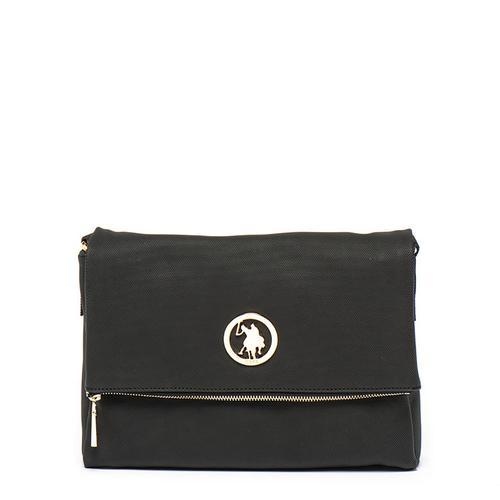 U.s. Polo Assn Kadın Siyah El Çantası (US19804-128)