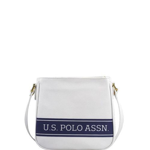 U.S. Polo Assn. Kadın Beyaz Çapraz Çanta (US20265-00020)