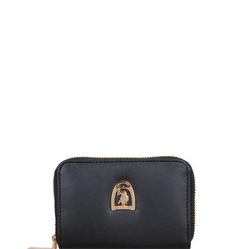 U.S. Polo Assn. Kadın Siyah Cüzdan (USC20475-00128)
